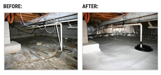Crawl Space Repair in Grand Rapids MI