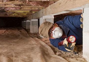Crawl Space Repair in Marysville MI