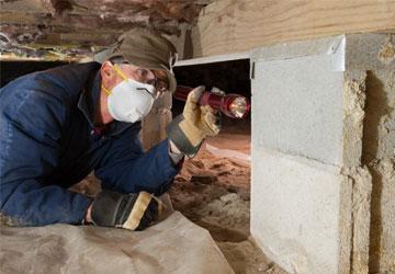 Crawl Space Repair in Macomb County
