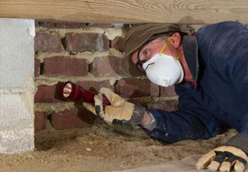 Crawl Space Repair in Wayne County